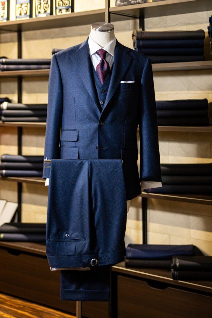 クラシック英国スーツ