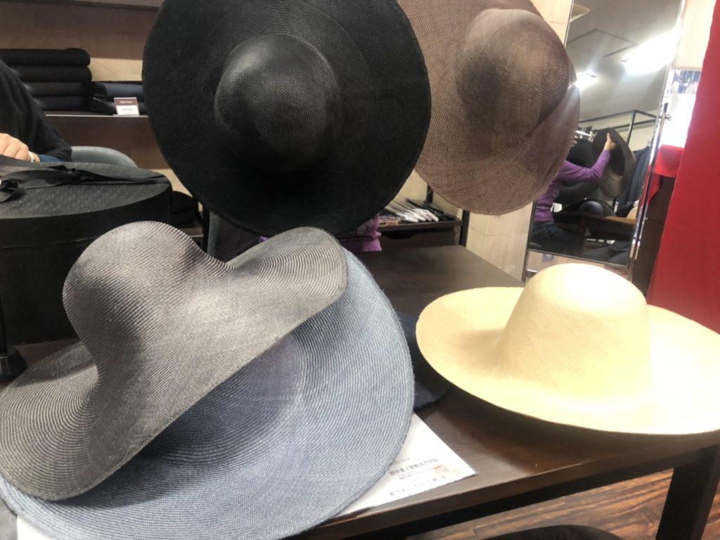 帽子ビスポーク福岡天神