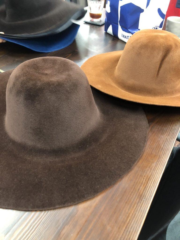 福岡天神帽子オーダーメイド