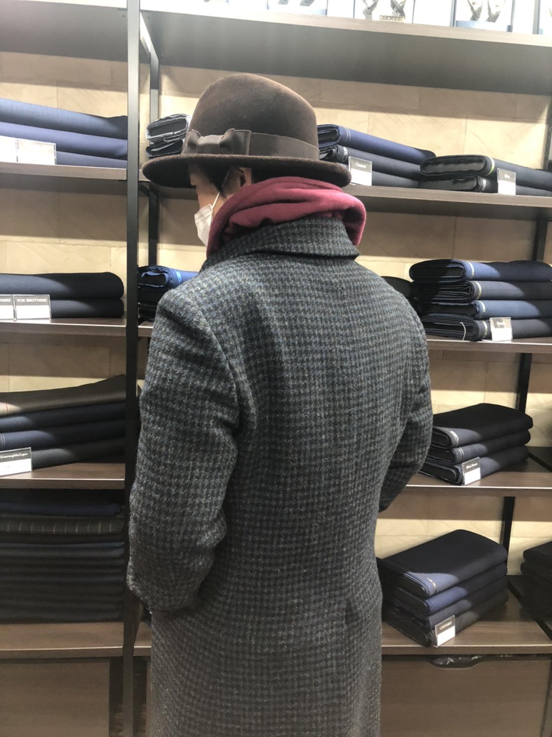 帽子オーダー福岡