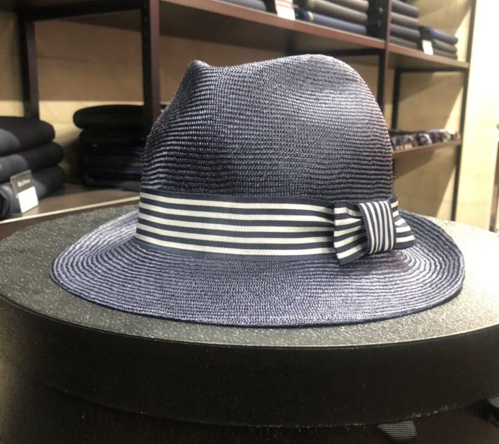 パナマ帽のオーダー