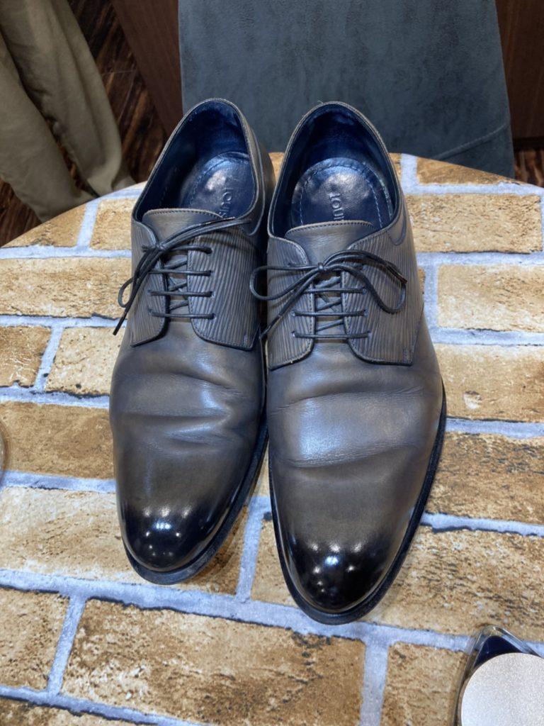 靴磨きイベント